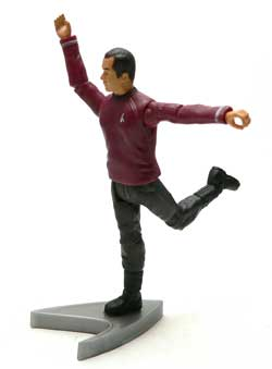 Star Trek®, Action Figures, Enterprise, Playmates Toys, Scotty, Galxy Series, Action Figure Review