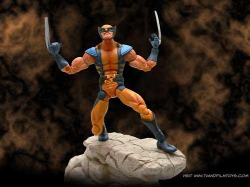 Wolverine, Marvel Legends, Desktop Wallpaper
